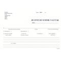 Buletine Personalizate, A5, 2 Exemplare, 50 Serii, Carnet
