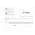 Chitantiere Personalizate, Modul Continuu, 1/3 A4, 2 Exemplare, 2250 Serii / Cutie
