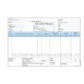 Facturier Personalizat A5, Carnet, 50 Serii, 3 Exemplare