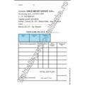 Note de Plata Personalizate, Ospatar, Numerar, A6, 3 Exemplare, 50 Serii, Carnet