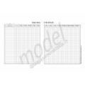 Registru Stocurilor, Carnet A4, 1 Ex., 100 File, Offset